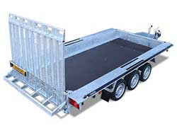 Assortiment machinetransporters