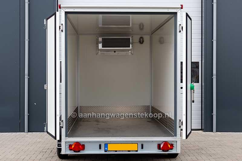 Laadruimte geïsoleerde koelaanhangwagen